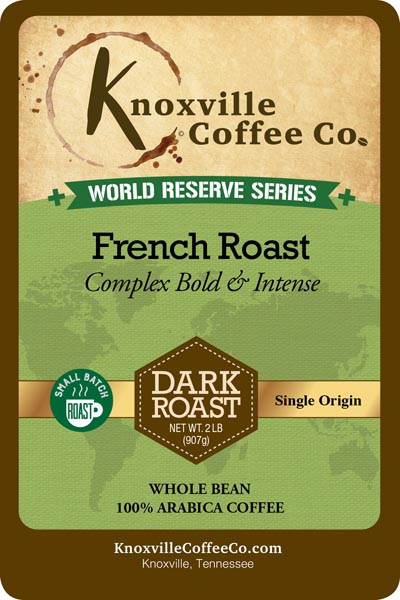 KCC World Reserve French Roast Coffee