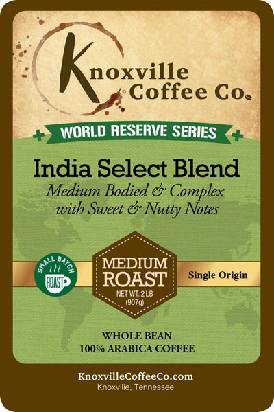 KCC World Reserve India Select Coffee