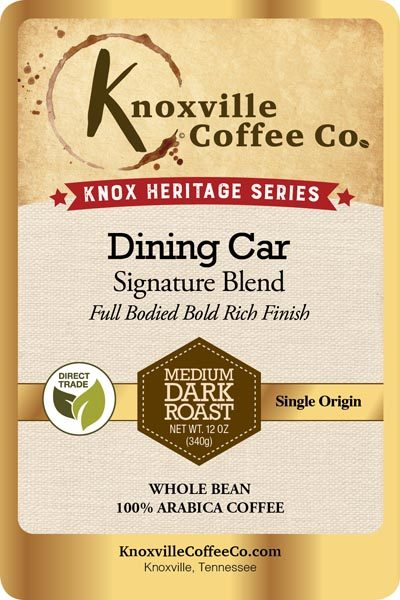 Knox Heritage Dining Car Coffee