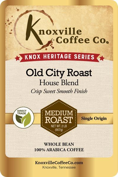 Knox Heritage Old City Roast Coffee