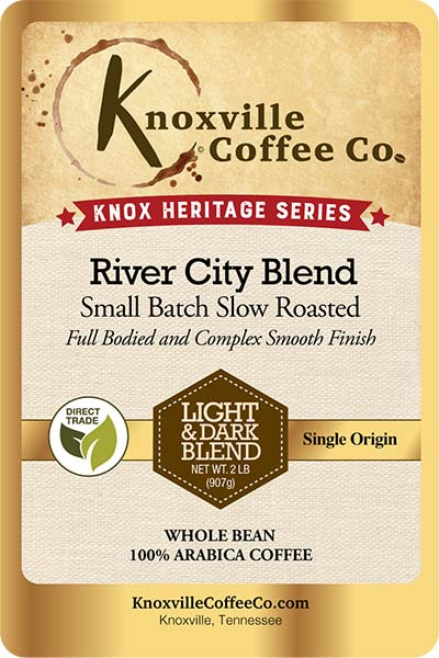 Knox Heritage River City Roast Coffee