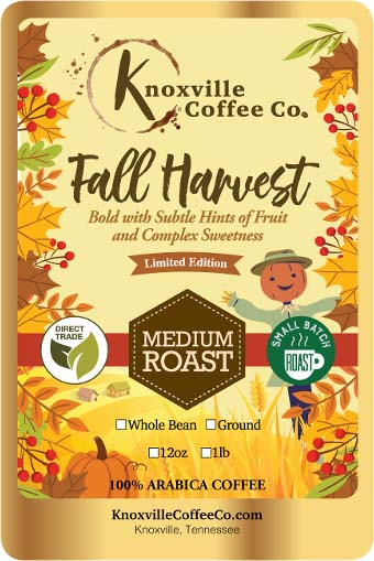 Fall Harvest Coffee